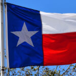 Photo of the Texas Flag